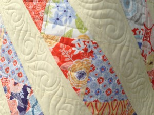 Love Kate Spain.  Love the quilting!