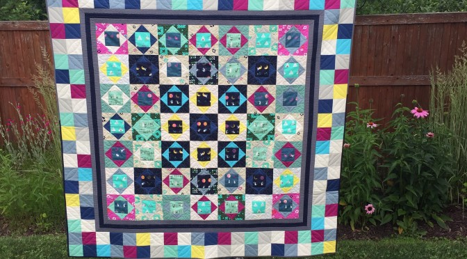 What Shade Are You – Quilting Adventures with RJR Cotton Supreme Solids